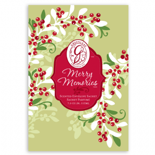 Greenleaf - Merry Memories - Large Scented Sachet